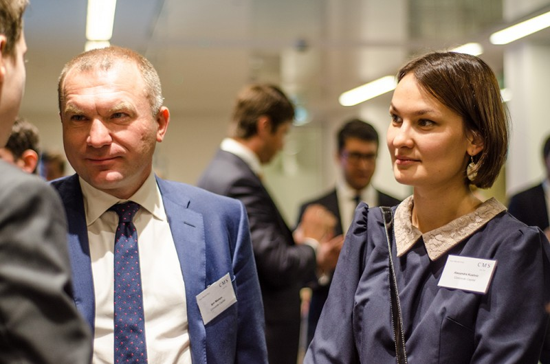 Igor Mazepa, CEO of Concorde Capital, hosted Ukrainian Investment Day in London. June 2015. Photo#11