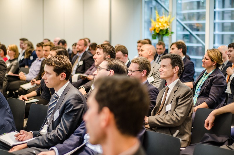 Igor Mazepa, CEO of Concorde Capital, hosted Ukrainian Investment Day in London. June 2015. Photo#14