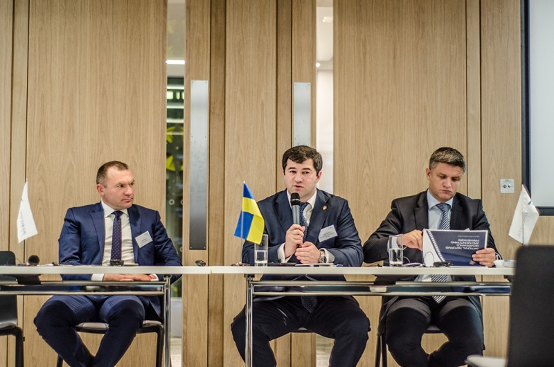 Igor Mazepa, CEO of Concorde Capital, hosted Ukrainian Investment Day in London. June 2015. Photo#17