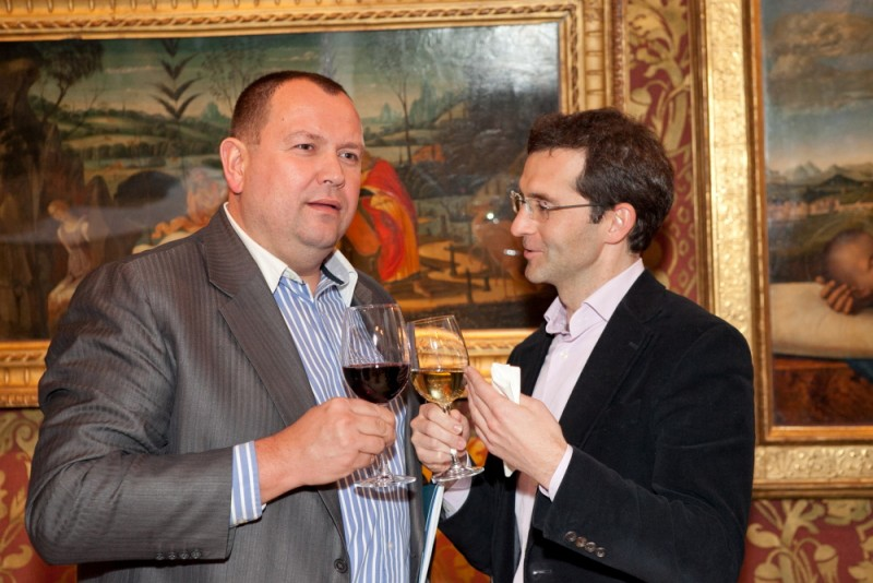 Igor Mazepa invited international Bankers from Julius Baer for Concorde Capital Reception 2011. Photo#15