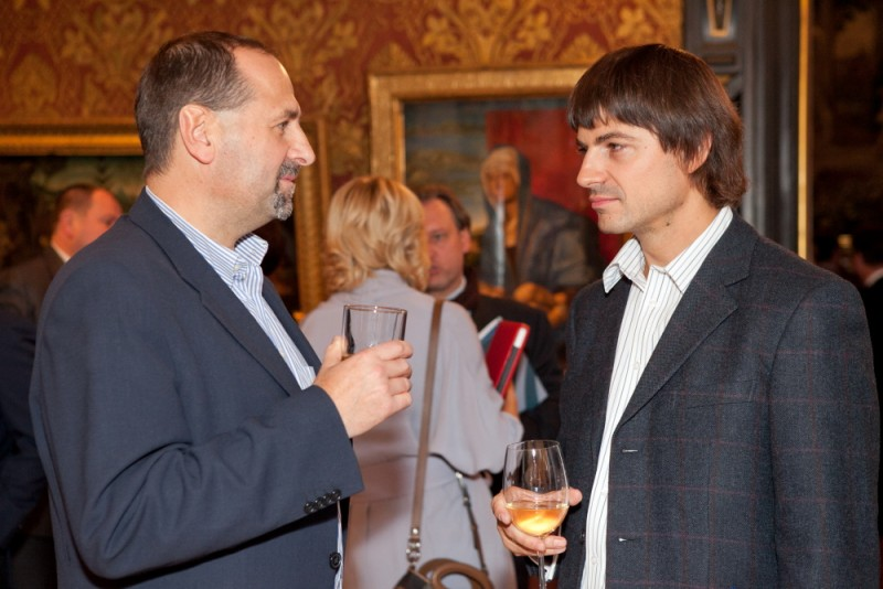 Igor Mazepa invited international Bankers from Julius Baer for Concorde Capital Reception 2011. Photo#16
