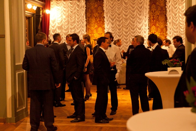 Igor Mazepa invited international Bankers from Julius Baer for Concorde Capital Reception 2011. Photo#17