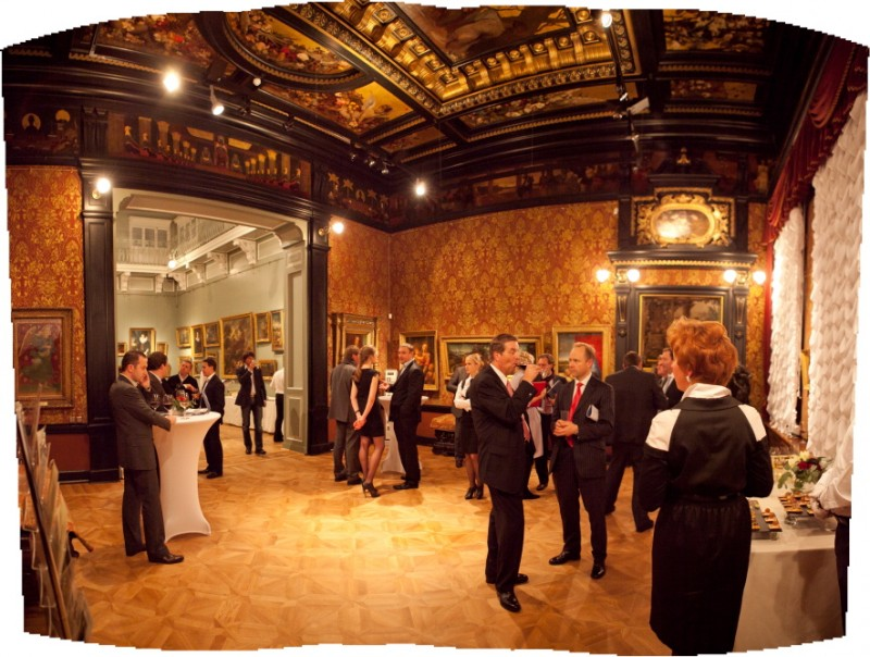 Igor Mazepa invited international Bankers from Julius Baer for Concorde Capital Reception 2011. Photo#18