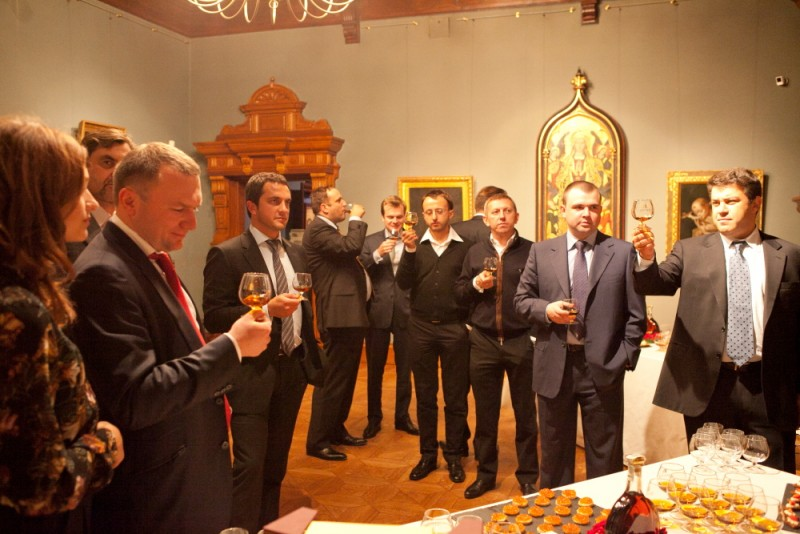 Igor Mazepa invited international Bankers from Julius Baer for Concorde Capital Reception 2011. Photo#20